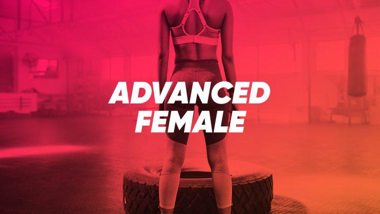 Workout-Female-Advanced